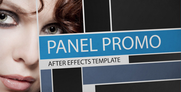 After Effects Project - VideoHive Panel Promo 3296215
