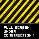 Full Screen Bg Under Construction v1 - ActiveDen Item for Sale
