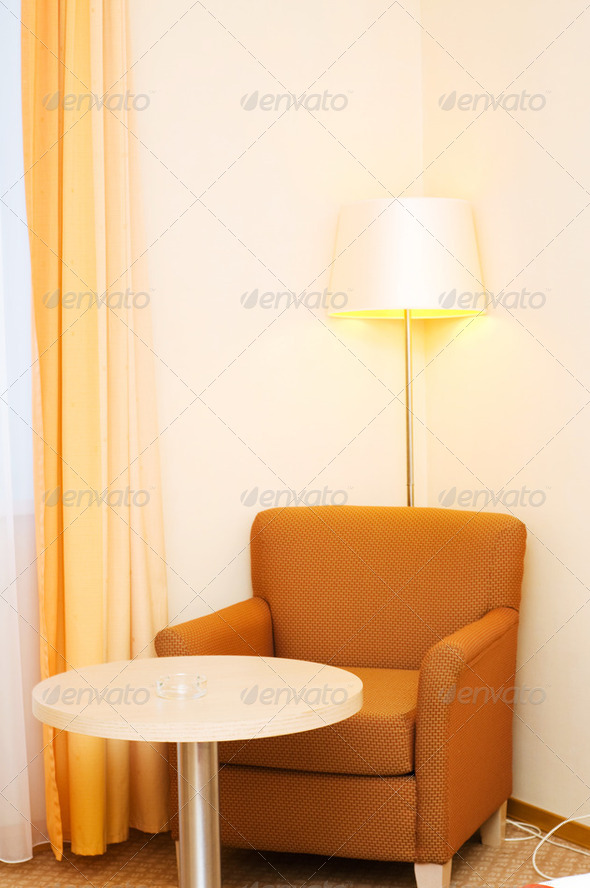 Interior of the hotel room - Stock Photo - Images
