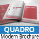 QUADRO — Modern Business Brochure - GraphicRiver Item for Sale