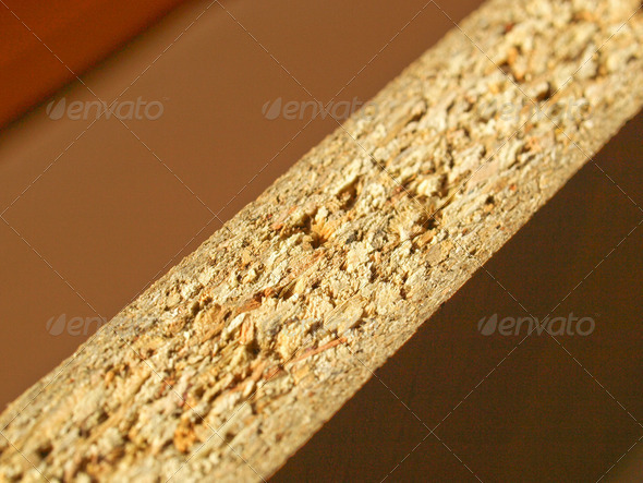 Wood picture - Stock Photo - Images