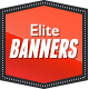 Elite Web Banners - GraphicRiver Item for Sale