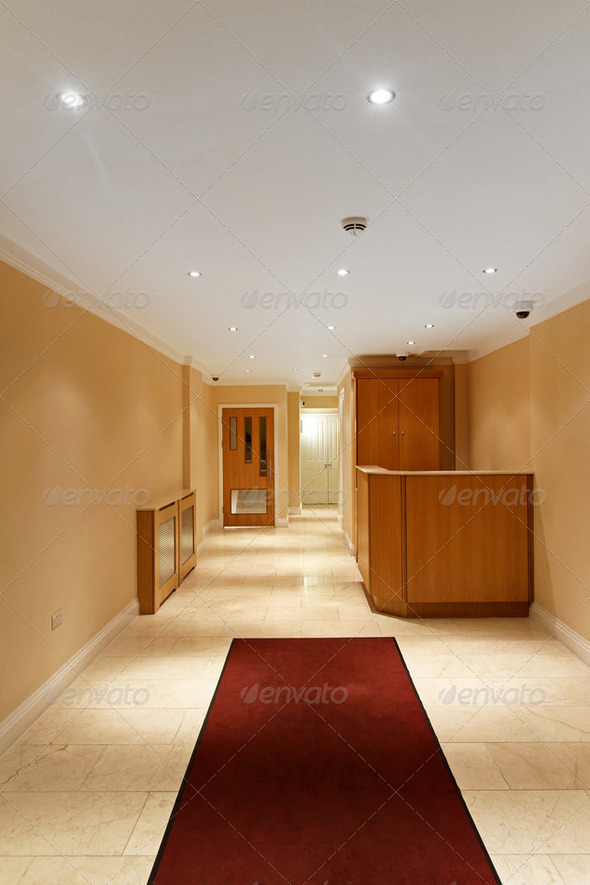Hall - Stock Photo - Images