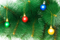 Christmas decoration on the tree - PhotoDune Item for Sale