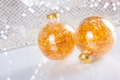 Christmas balls on abstract background - PhotoDune Item for Sale
