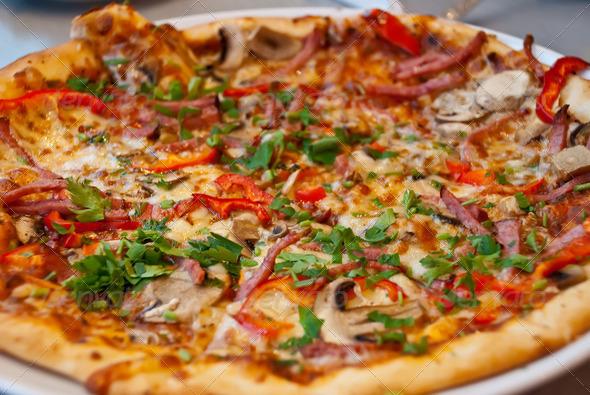 PhotoDune pizza 2170427