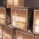 Old Wooden Box Set - 3DOcean Item for Sale