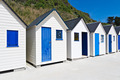 Famous Beach Huts in Trouville, Normandy, France - PhotoDune Item for Sale