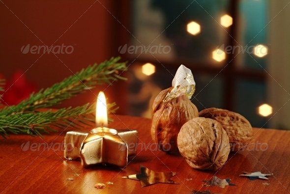 Christmas still life - Stock Photo - Images