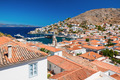 Overview of the island of Hydra, Greece - PhotoDune Item for Sale
