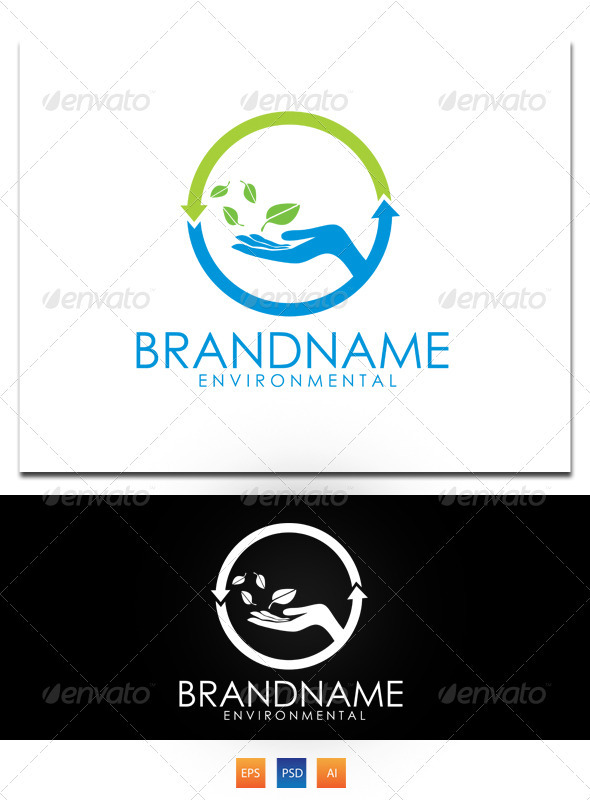 GraphicRiver Air Emision logo 3310526