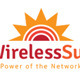 Wireless Sun Logo - GraphicRiver Item for Sale