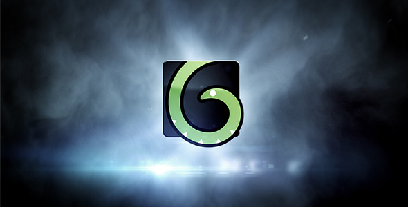 VideoHive Smoky Logo Reveal 3312209