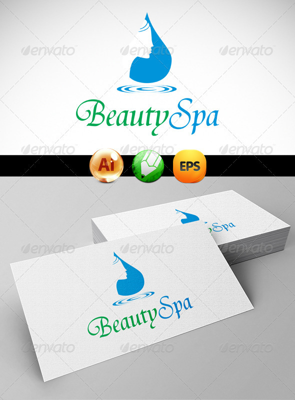 Beauty Spa Logo Templates - Symbols Logo Templates