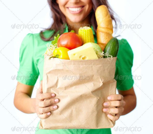 Healthy products - Stock Photo - Images