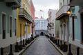 Street Old San Juan Puerto Rico - PhotoDune Item for Sale