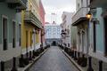 Street Old San Juan Puerto Rico - PhotoDune Item for Sale