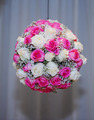 Ball from white and pink rose - PhotoDune Item for Sale