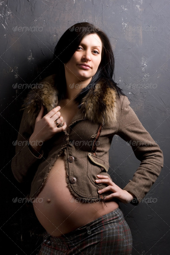Pregnant - Stock Photo - Images