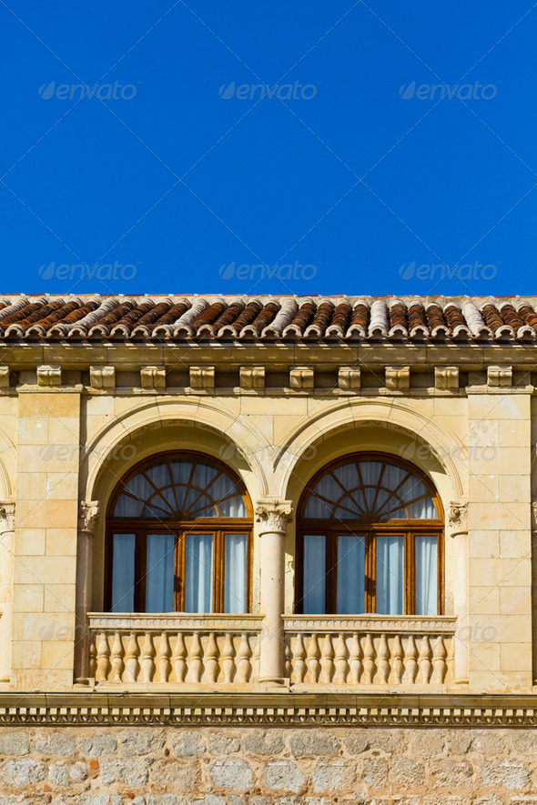 Urban architecture - Stock Photo - Images