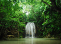 Erawan waterfall in Thailand - PhotoDune Item for Sale