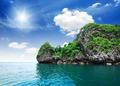 Island sea sand sun beach Thailand - PhotoDune Item for Sale