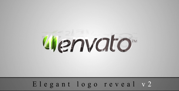 After Effects Project - VideoHive Elegant Logo Reveal V2 3318127