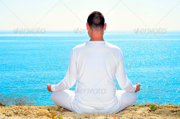 meditation - Stock Photo - Images