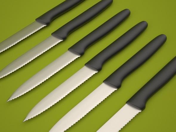 3DOcean Cooks Knife 3319852