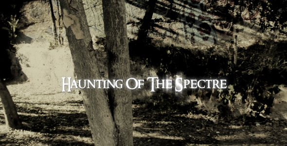 After Effects Project - VideoHive Haunted Horror Titles Project 3320002
