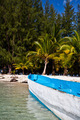 Boat on a Caribbean Island - PhotoDune Item for Sale
