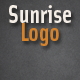 Sunrise Logo Reveal