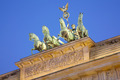 Brandenburg gate, quadriga at night, Berlin - PhotoDune Item for Sale