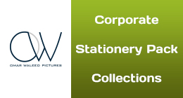 Corporate Stationary Pack Collections