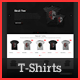 T-shirts - PrestaShop Theme - ThemeForest Item for Sale