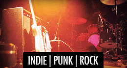 Punk, Indie, and Rock