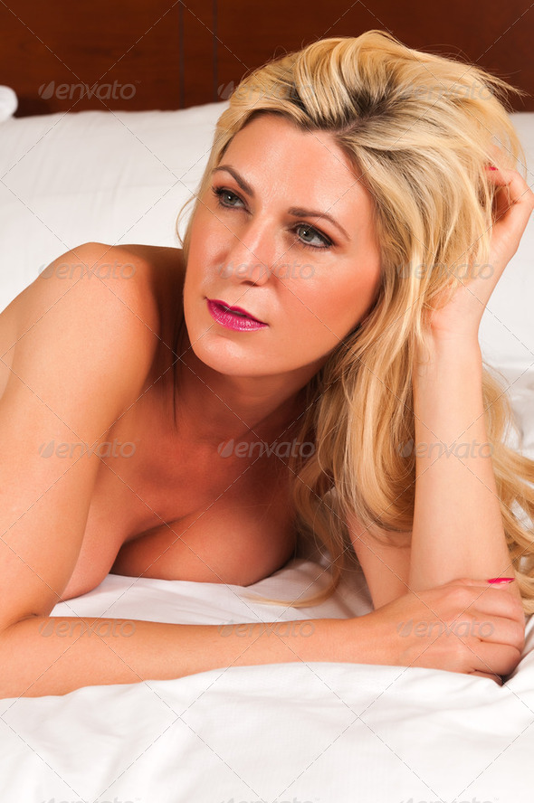 Blonde - Stock Photo - Images