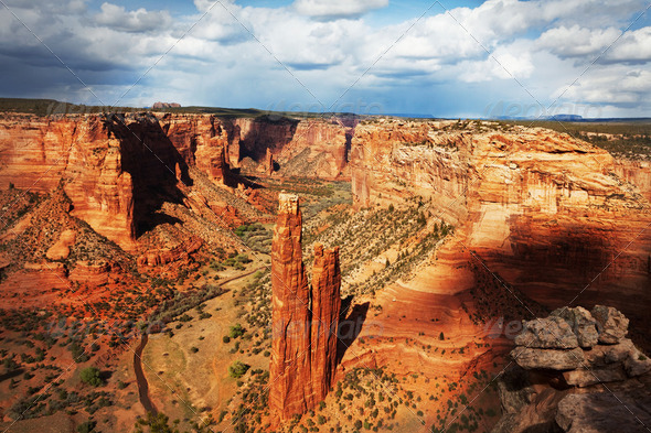 Canyon De Chelly - Stock Photo - Images