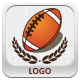 SuperBall - American Football & Rugby - GraphicRiver Item for Sale