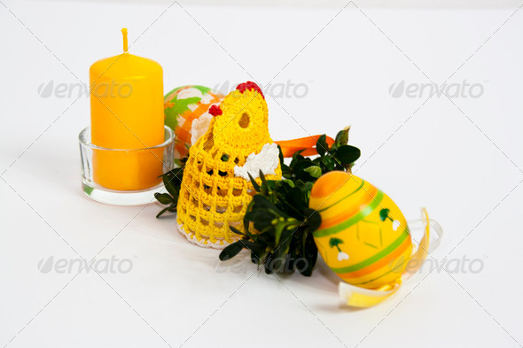 Easter Decoration - Stock Photo - Images