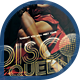 Music &amp;amp; Event Flyer - Disco Queen - GraphicRiver Item for Sale