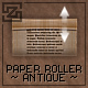 PAPER ROLLER :: antique - ActiveDen Item for Sale