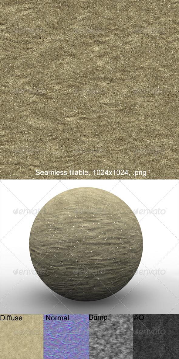 3DOcean Sand 3 3329553