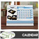 2013 Desktop Calendar Template - GraphicRiver Item for Sale