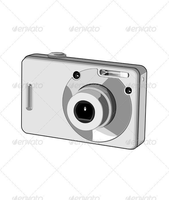 GraphicRiver Digital Camera Retro 3331786