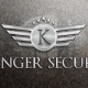 Kinger Secure Logo - GraphicRiver Item for Sale