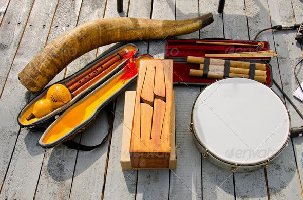 Оригинальный инструмент