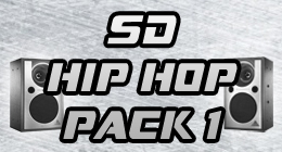 SD Hip-Hop Pack 1