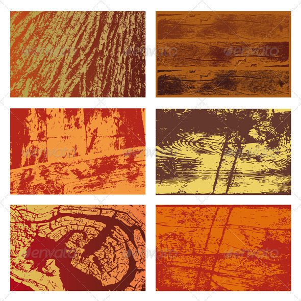 GraphicRiver Wood Textures Set 3335020