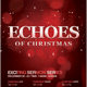 Echoes of Christmas Church Flyer and CD Template - GraphicRiver Item for Sale